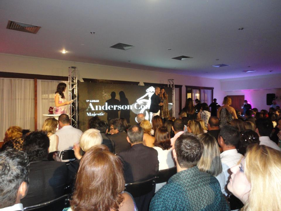 Anderson Couto leva prêmio de melhor colorista do Rio de Janeiro
