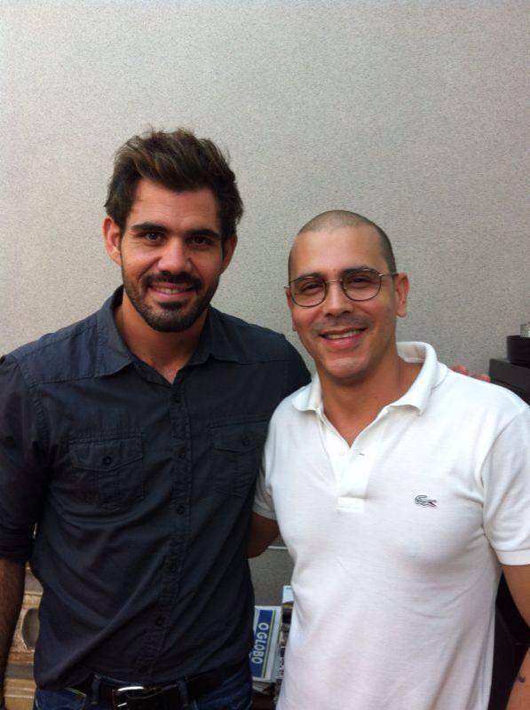 Corte de cabelo, Juliano Cazarré