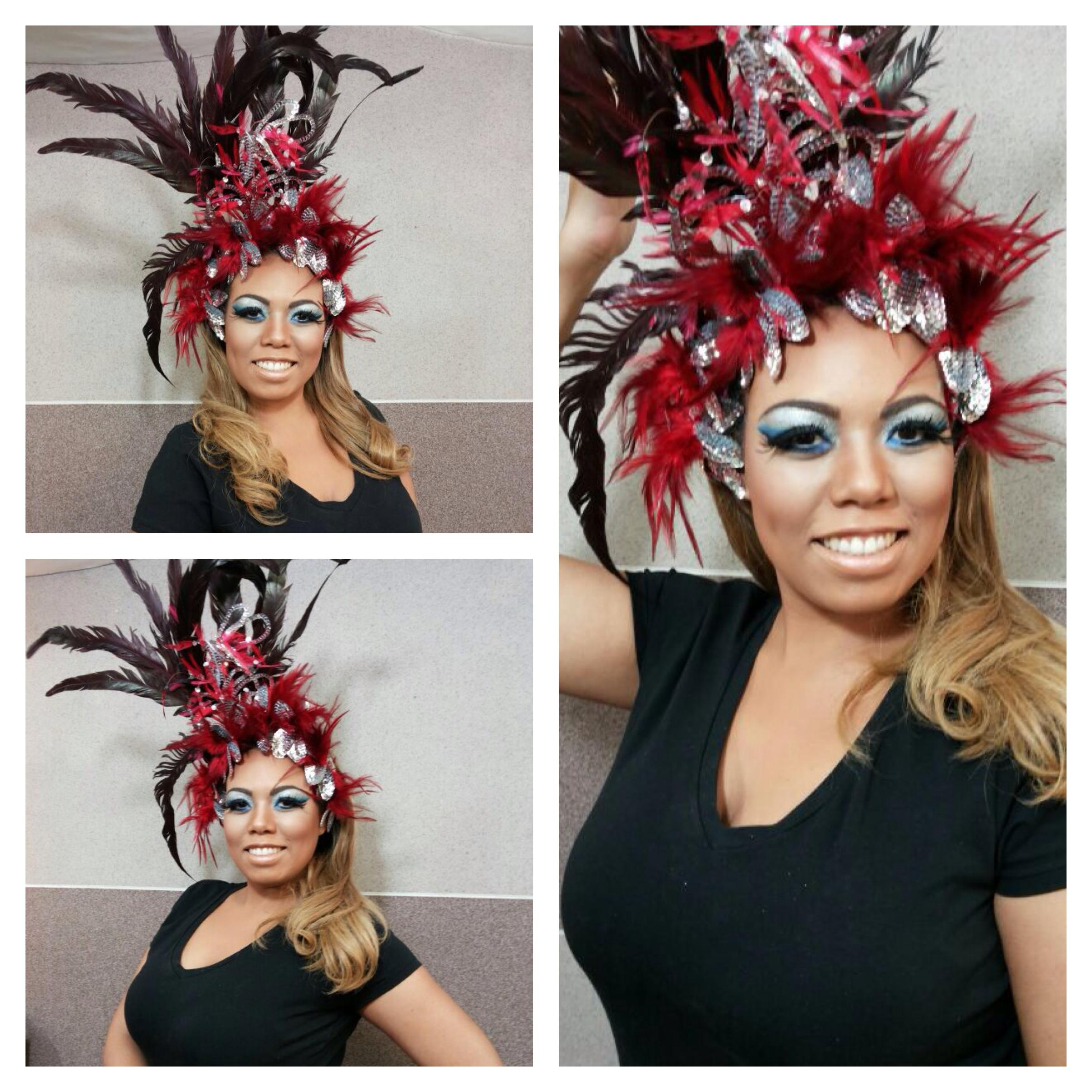 Make de carnaval, inspirações!
