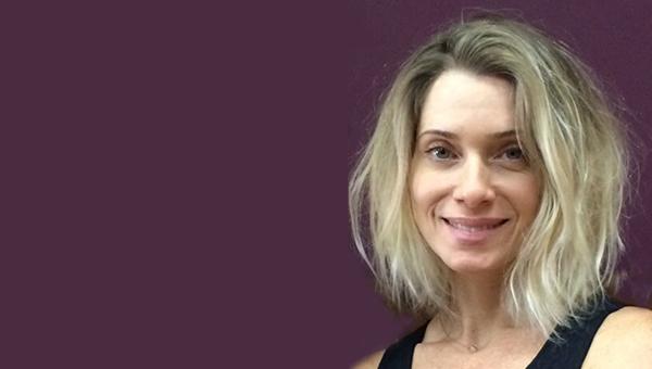 Leticia Spiller: linda, leve, loira e de long bob