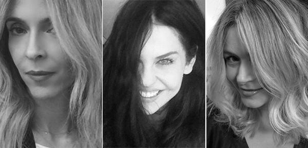 Cabelo das celebs: Deborah Evelyn, Bianca Castanho e Bárbara Paz