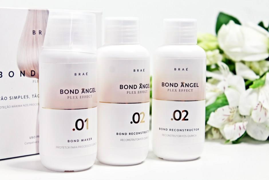 """Bond Angel é muito """"amô""""!"""