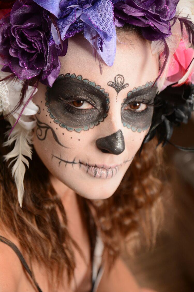 Carnaval: três opções lindas de maquiagem