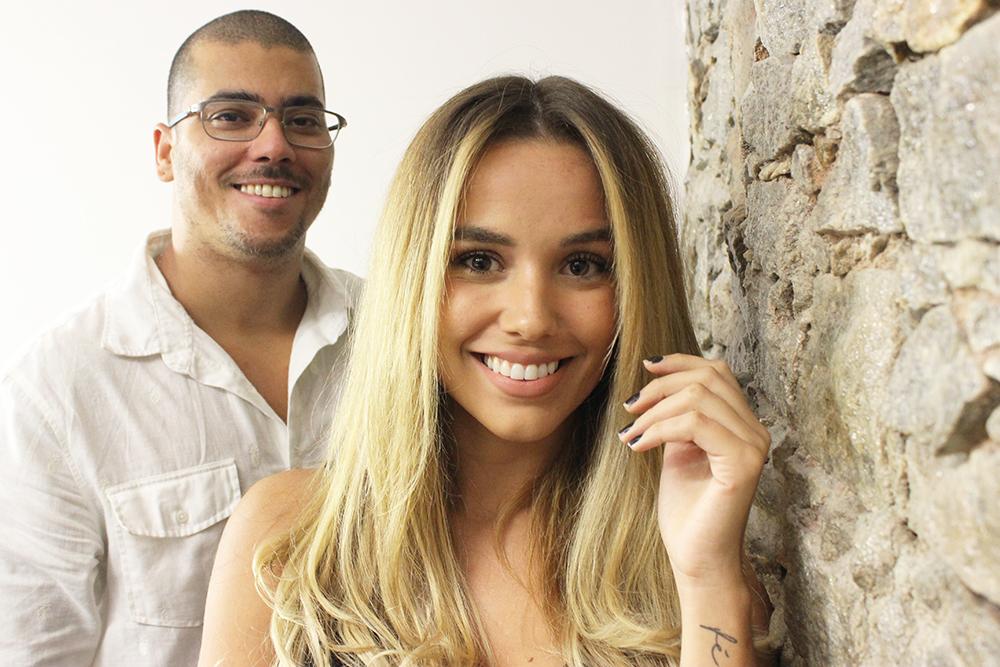 Juliane Araujo e Fabio Oliveira FOTO Amelia Conteudo para Salao Majestic