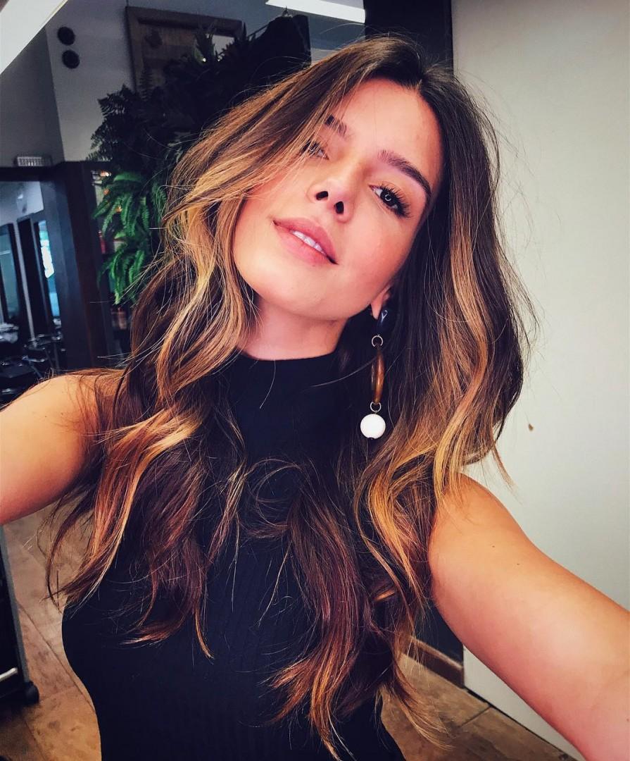 O cabelo de Giovanna Lancellotti