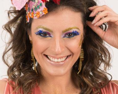 Carnaval Majestic: Borboleta