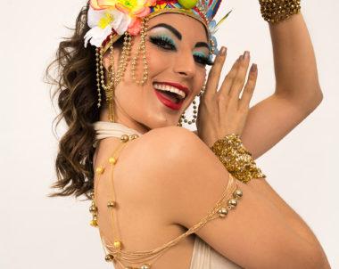 Carnaval Majestic: Carmen Miranda