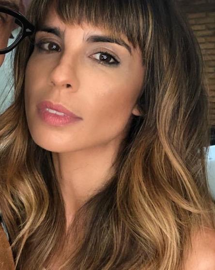 Maria Ribeiro está com os fios mais claros