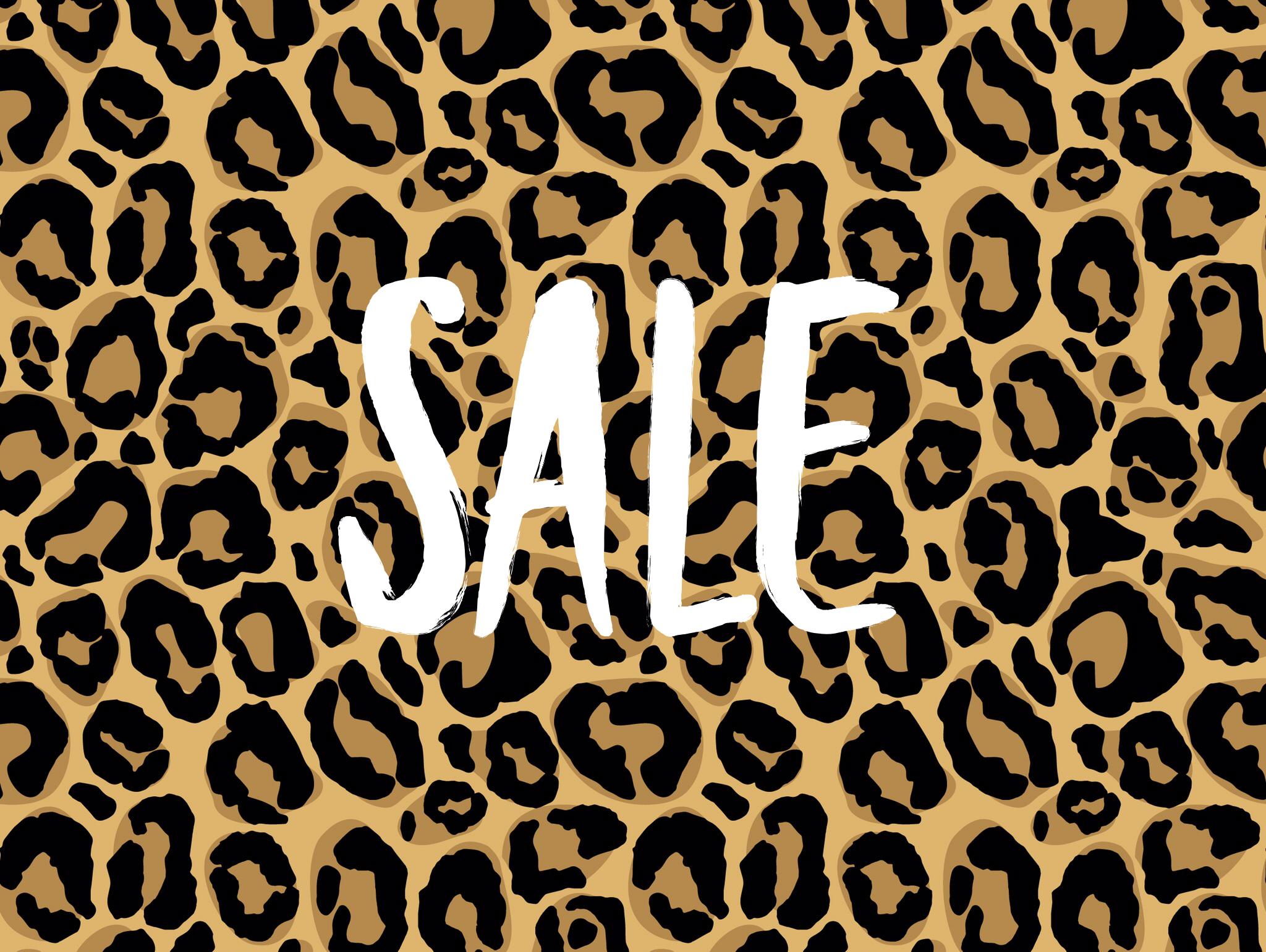 Sale: muitos produtos da lojinha com preços incríveis