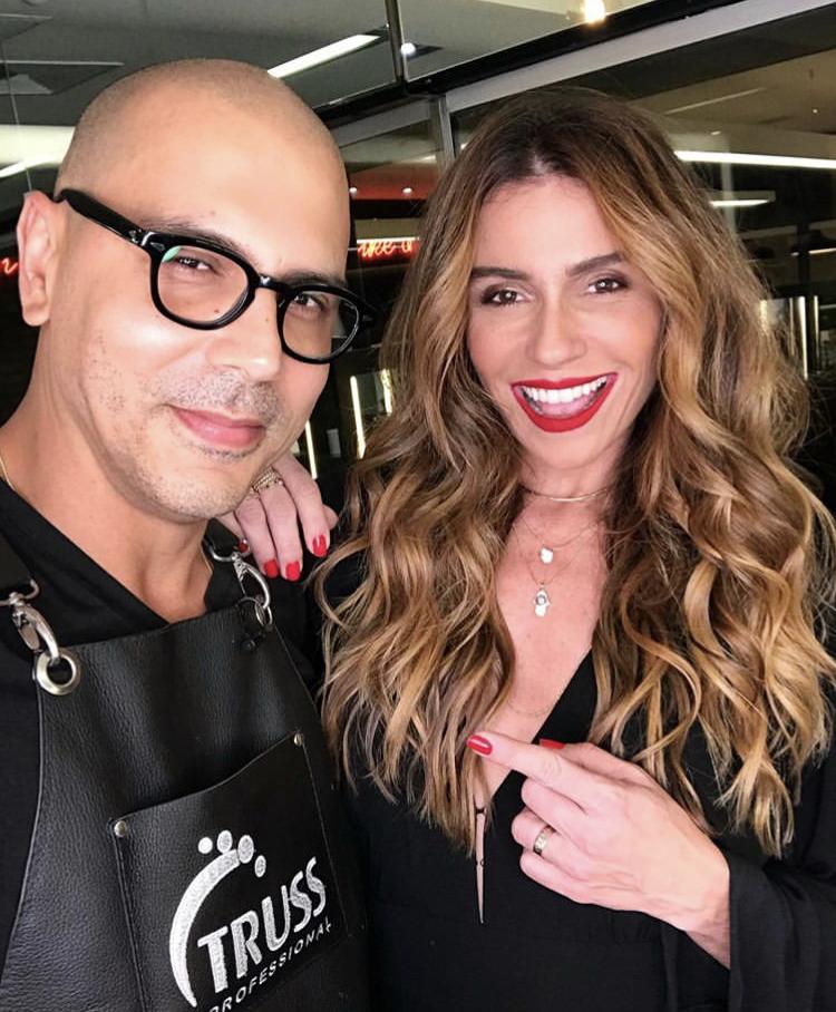 ALERTA DE TENDÊNCIA: Giovanna Antonelli muda cor do cabelo